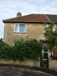 2 Bed Semi-detached property, located at end of cul-de-sac in Southdown.