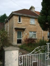 2 Bed semi-detached property, located in Southdown Bath